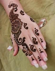 Simple & Beautiful Arabic Mehndi Designs for Hands 2016 ...