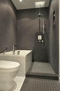 bathroom tile ideas for small bathrooms 10 Wet Room Designs for Small Bathrooms