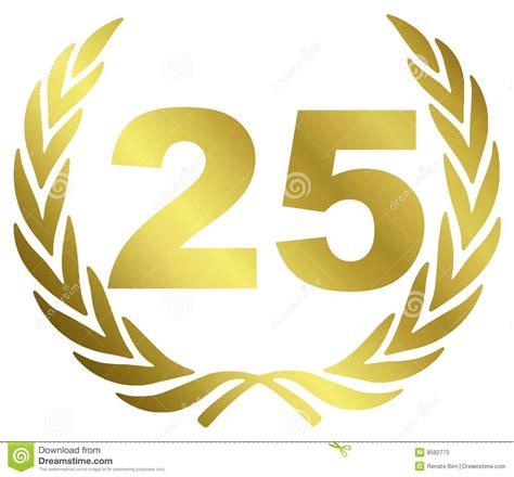 25 Anniversary Stock Illustration Illustration Of Celebrate 8592773