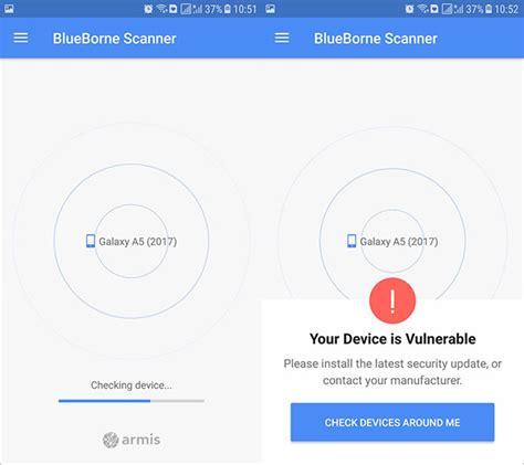 Comprueba Si Tu Android Es Vulnerable Al Ataque Blueborne