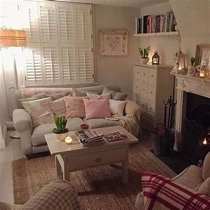 Shabby And Charme : pin by style and trends on just beautiful hjem stue hus ~ Farleysfitness.com Idées de Décoration