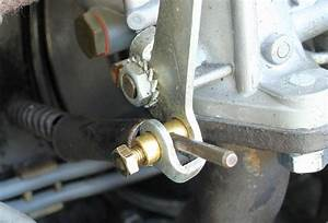 Vw Bug Throttle Cable