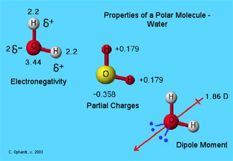 Molecular Polarity  Chemistry Libretexts