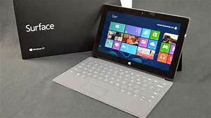 Microsoft Surface  Unboxing  U0026 Demo