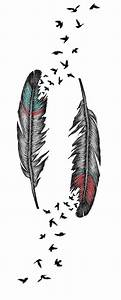 Feather Tattoo by AlliMonae on DeviantArt