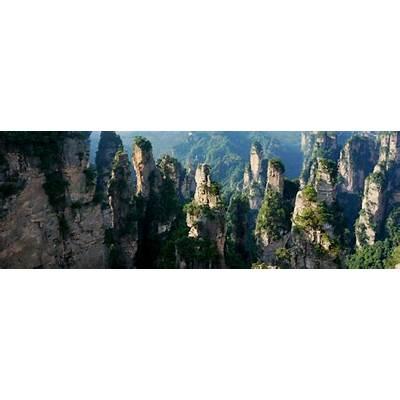 Zhangjiajie National Forest Park - in Hunan