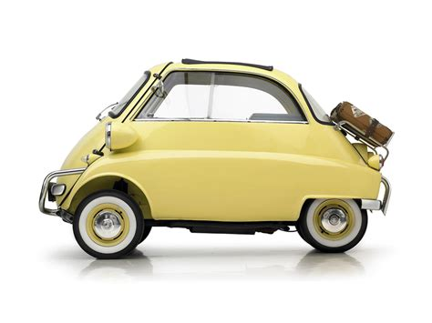 1956 Bmw Isetta Photos, Informations, Articles