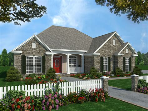 bedrm  sq ft acadian house plan