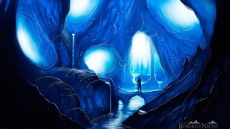 [47+] Ice Cave Wallpaper on WallpaperSafari