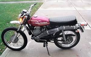 328 Mile Italian  1974 Harley