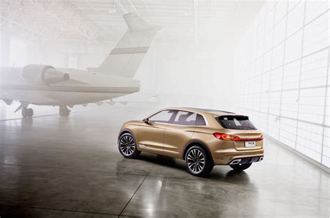 Lincoln Mkx Concept First Look Motor Trend
