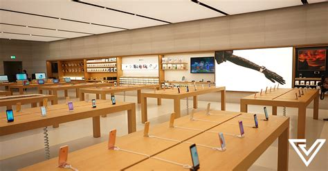 Apple Orchard Road Is Probably One Of Its Best Stores Yet