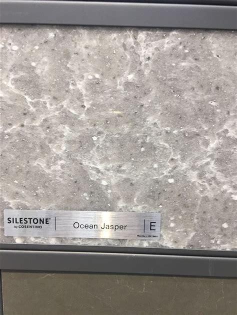 silestone ocean jasper quartz kitchen countertops