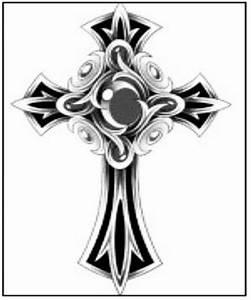 Catholic cross tattoo designs | Tattoo Collection