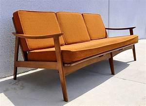 Sofa Dänisches Design : danish vintage sofa vintage leather greenwich sofa because ~ Watch28wear.com Haus und Dekorationen