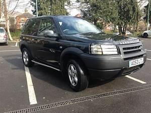 Land Rover Freelander Td4 : 2003 land rover freelander serengeti td4 black in high wycombe buckinghamshire gumtree ~ Medecine-chirurgie-esthetiques.com Avis de Voitures