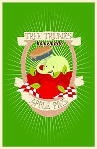 Tree Trunks' Homemade Apple Pies by LaggyCreations on ...