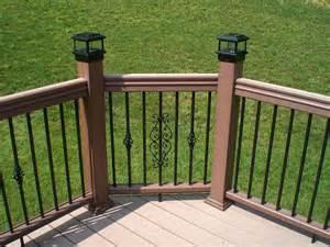 Composite Deck Railing Designs