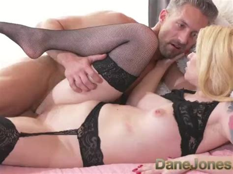 Dane Jones Rough Fuck For Deepthroating Polish Blonde In