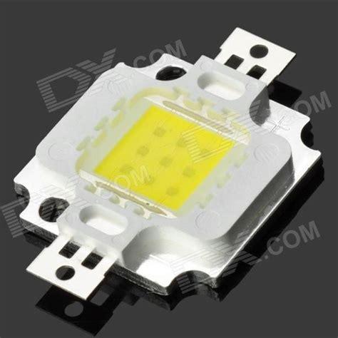 12v 10w led diy 10w 900 1000lm 6500k cold white light 9 led plate module 12v free shipping dealextreme