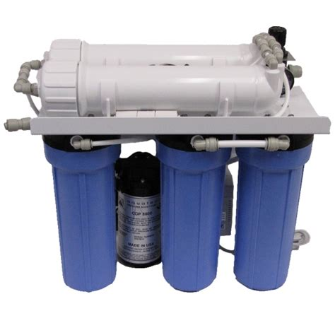 under sink ro mp 200 under sink reverse osmosis system 200 gpd pure