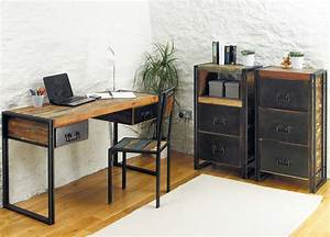 16 Industrial Furniture Pieces to Purchase and Use ...