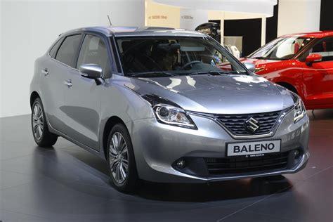 All-New Suzuki Baleno Debuts in Frankfurt with Bland ...