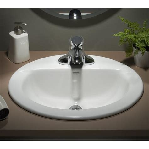 American Standard Bathroom Sink Colony Countertop