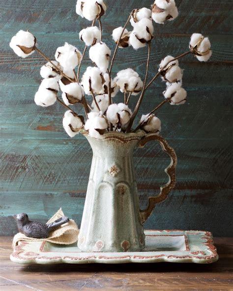 ideas  cotton wreath  pinterest cotton
