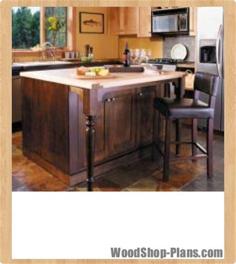 kitchen island woodworking plans creative blue kitchen