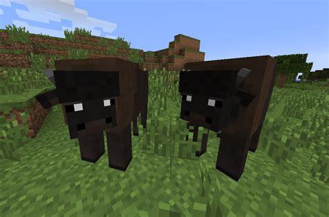 minecraft mobs wild mod bison animals animal wizard vanilla biomes farm forums deer france