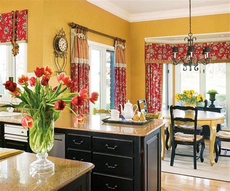 country kitchen colours no fail kitchen color combinations country design 2762