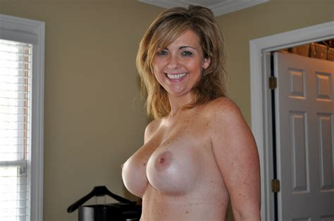 Amateur Milf With Freckled Tits High Definition Porn Pic