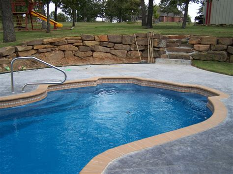 Custom Inground Fiberglass Pools-swimming Pool