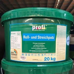 Roll Und Streichputz : profi roll und steichputz 20kg fachmaart robert steinh user ~ Frokenaadalensverden.com Haus und Dekorationen