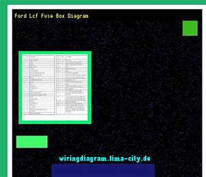 Ford Lcf Fuse Box Diagram  Wiring Diagram 175624