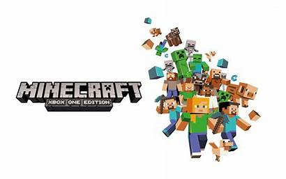 Minecraft Xbox Edition Wallpapers Parede Papel Pc