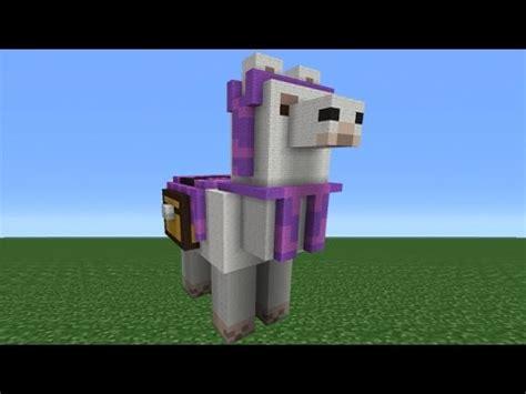 minecraft tutorial     hidden llama house youtube