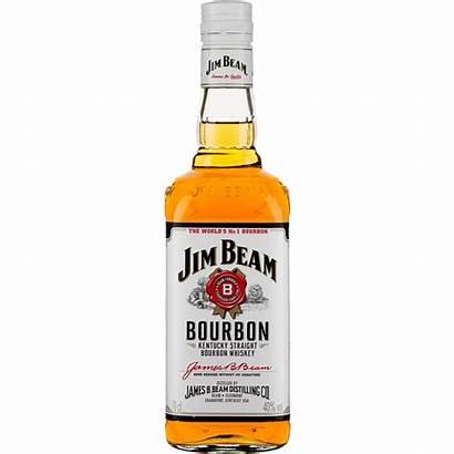 Beam Jim Whiskey Bourbon Label Alcohol Ph