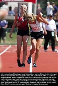 the true definition of sportsmanship 13 pics 4 gifs