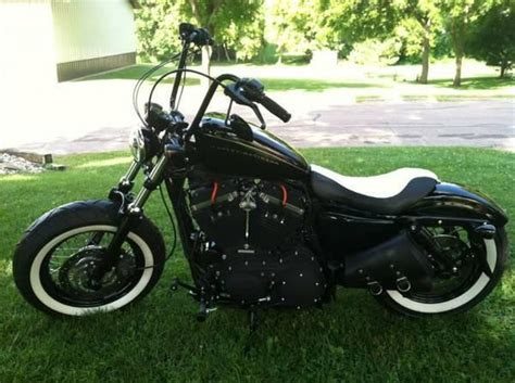 2010 Harley Davidson Sportster 48