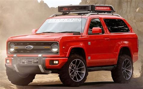 ford bronco concept release date