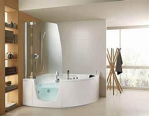 Sitzwanne Mit Dusche : sitzbadewanne sitzwanne mit t r sitzwanne mit dusche ~ Michelbontemps.com Haus und Dekorationen