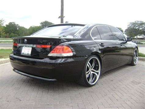 Gjamali 2002 Bmw 7 Series Specs, Photos, Modification Info