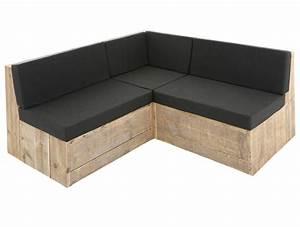 banc de cuisine en bois finest banc de rangement en bois With comment faire une banquette de cuisine