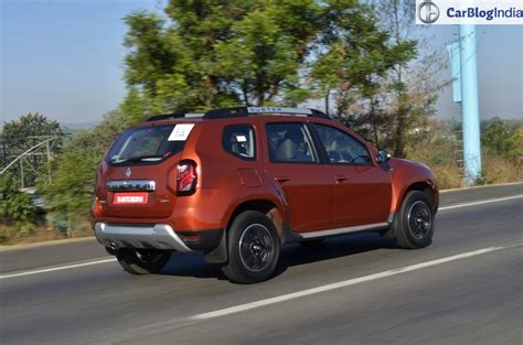 Review Renault Duster by New 2016 Renault Duster Automatic Test Drive Review