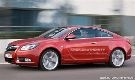 2015 Buick Coupe by Rendered Buick Regal Coupe