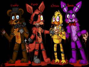 Freddy's deviantART Nights at Five