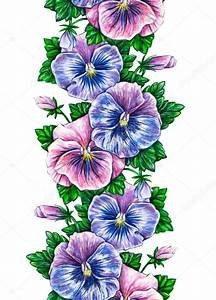 Viola Tricolor Drawing | www.pixshark.com - Images ...
