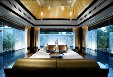 Luxury Villa Bedroom Design Nature Luxury Villa Bedroom
